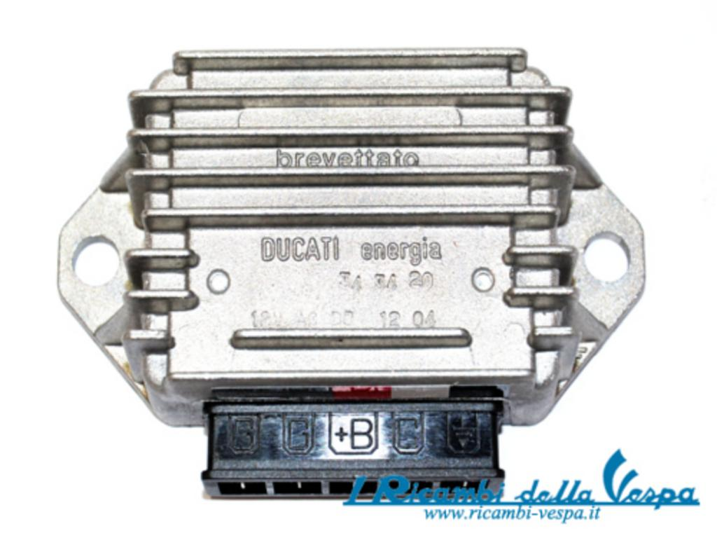 Schema Elettrico Regolatore Di Tensione Ducati : Regolatore di tensione ducati v a c